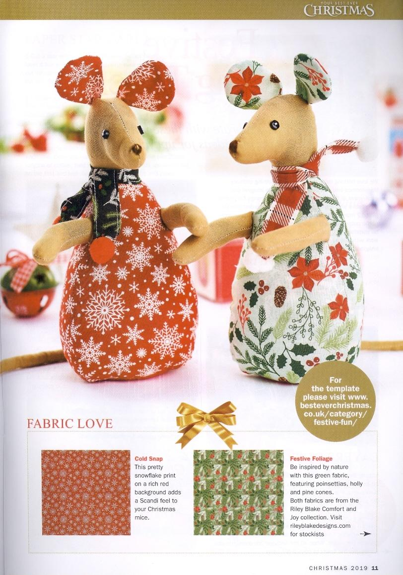 Your Best Ever Christmas Crafting 2019 page 11