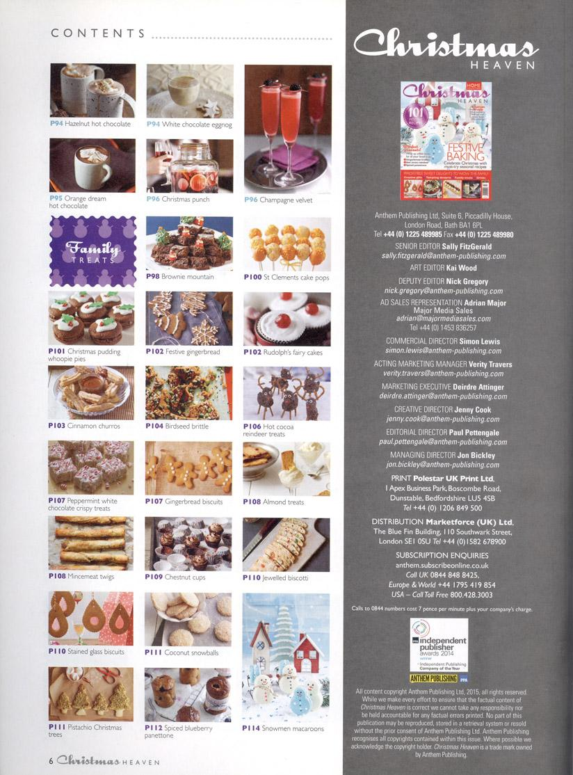 Home Collection Christmas Heaven 2015 page 6