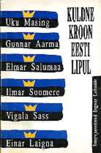 Kuldne kroon eesti lipul