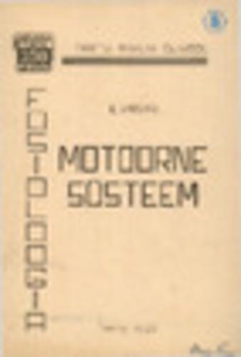 Motoorne süsteem