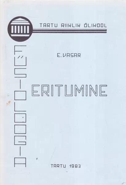 Eritumine