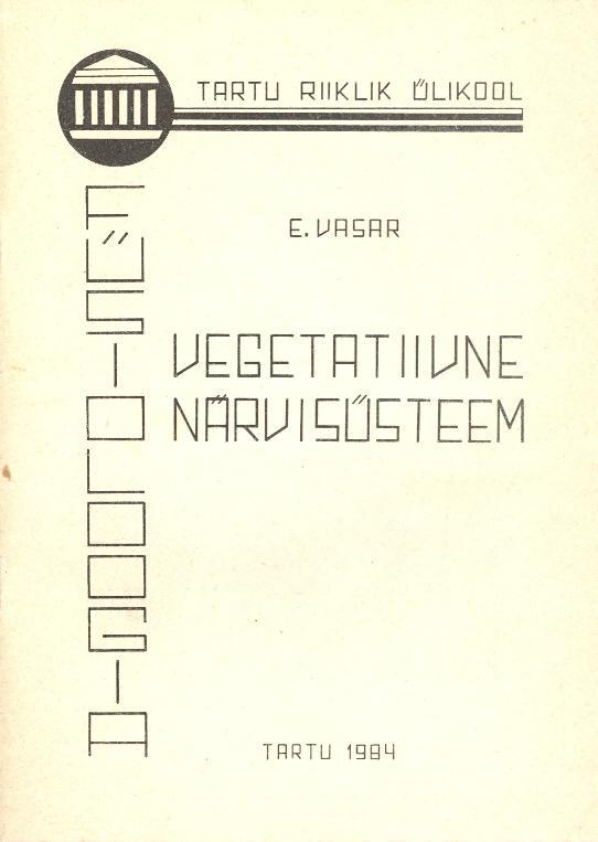 Vegetatiivne närvisüsteem