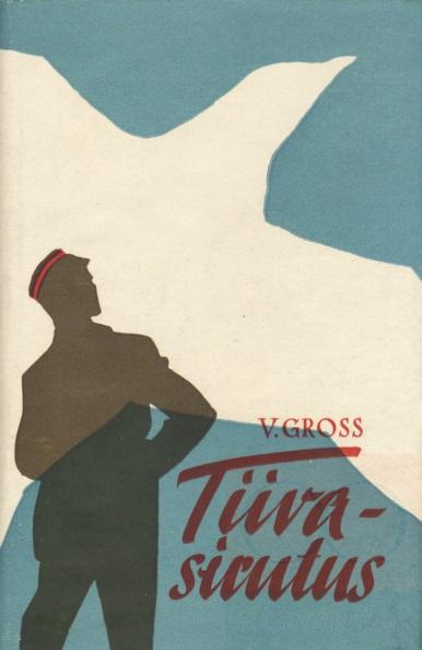 """Trükise """"Tiivasirutus"""" kaanepilt. Cover picture of """"Tiivasirutus""""."""