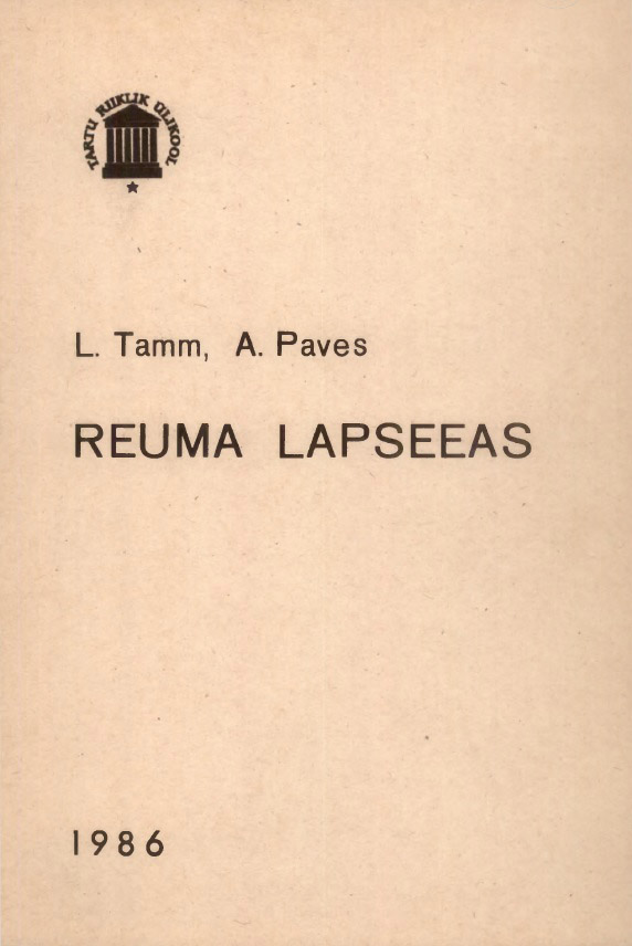 Reuma lapseeas