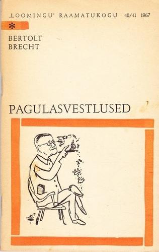 """Trükise """"Pagulasvestlused"""" kaanepilt. Cover picture of """"Pagulasvestlused""""."""