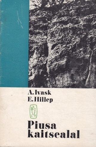 Piusa kaitsealal kaanepilt – front cover
