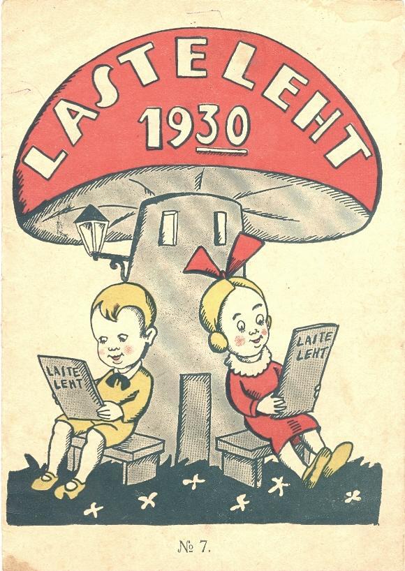 Lasteleht 1930 nr 7