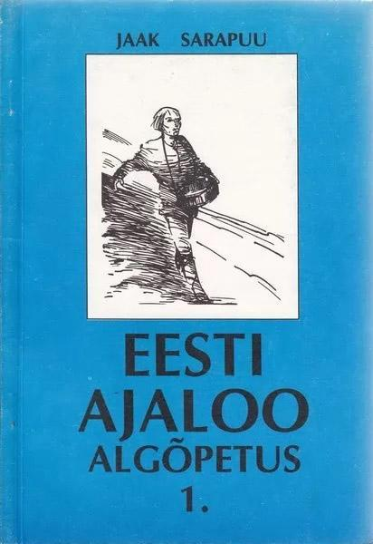 Eesti ajaloo algõpetus 1