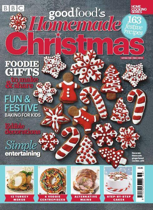 BBC Good Food's Homemade Christmas 2019