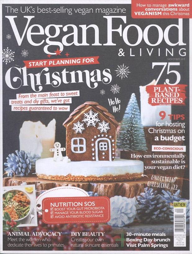 Vegan Food & Living, November 2019