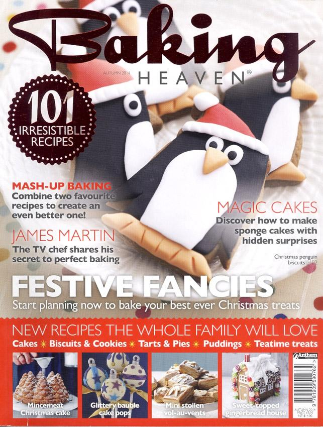 Baking Heaven, Autumn 2014