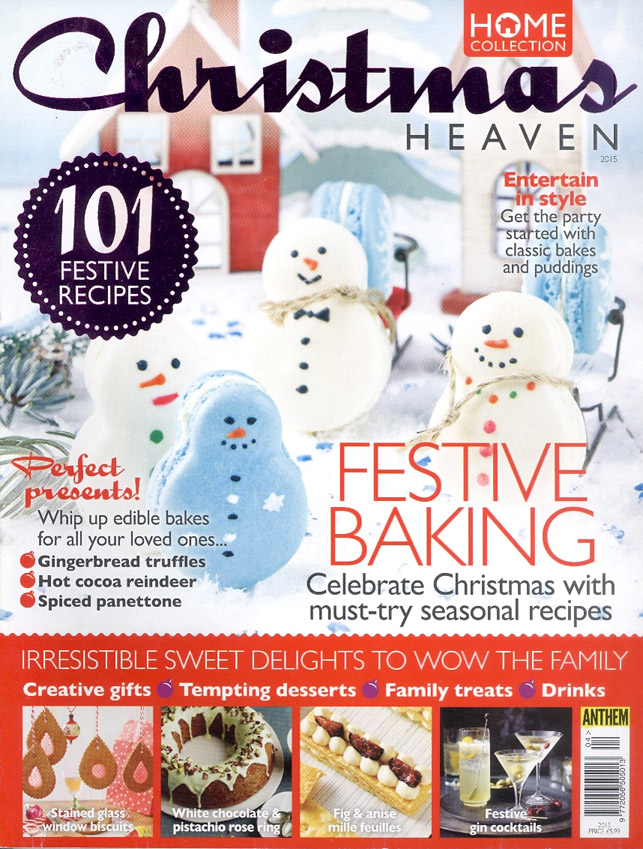 Home Collection Christmas Heaven 2015