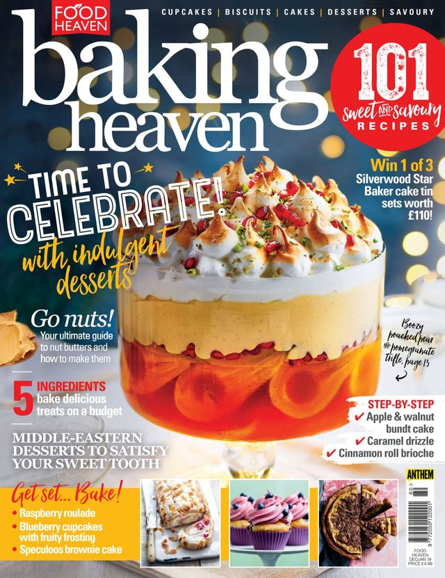 Baking Heaven, December-January 2019