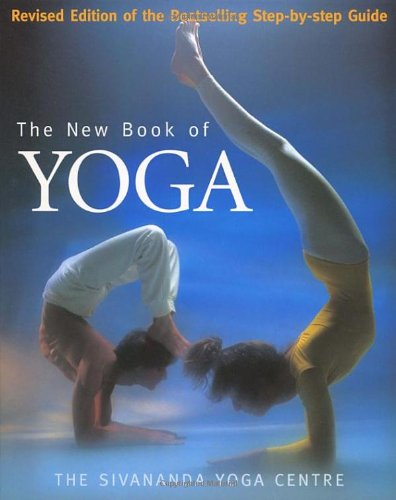 "Trükise ""The New Book Of Yoga"" kaanepilt. Cover picture of ""The New Book Of Yoga""."