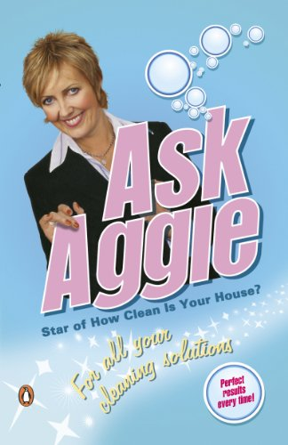 "Trükise ""Ask Aggie The Answer To All Your Cleaning Problems"" kaanepilt. Cover picture of ""Ask Aggie The Answer To All Your Cleaning Problems""."