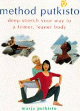"""Trükise """"Method Putkisto Deep stretch your way to a firmer, leaner body"""" kaanepilt. Cover picture of """"Method Putkisto Deep stretch your way to a firmer, leaner body""""."""