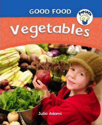 "Trükise ""Vegetables"" kaanepilt. Cover picture of ""Vegetables""."