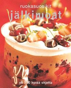 """Trükise """"Jälkiruoat"""" kaanepilt. Cover picture of """"Jälkiruoat""""."""