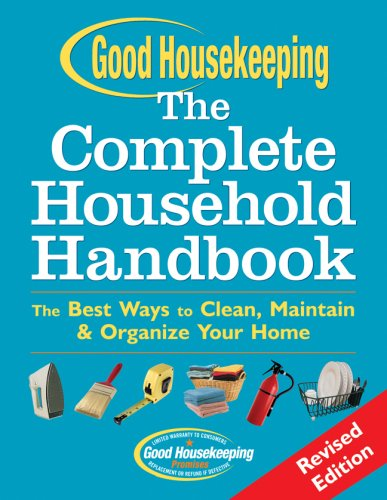 Good Housekeeping the Complete Household Handbook