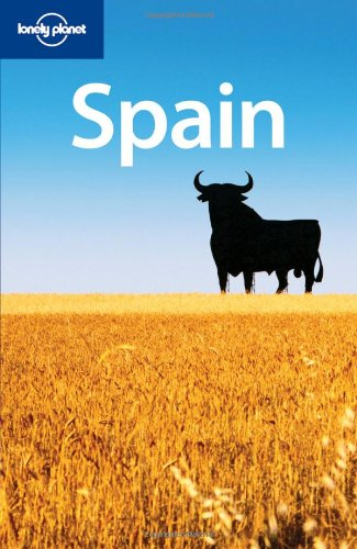 Spain (Lonely Planet Country Guides)