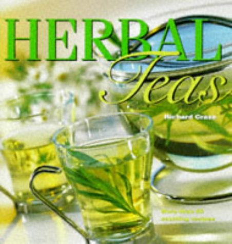 "Trükise ""Herbal Teas"" kaanepilt. Cover picture of ""Herbal Teas""."