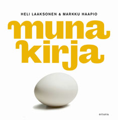 """Trükise """"Munakirja"""" kaanepilt. Cover picture of """"Munakirja""""."""