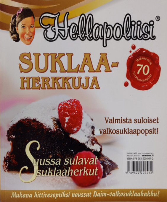 Suklaaherkkuja