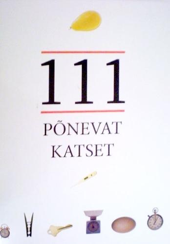 111 põnevat katset