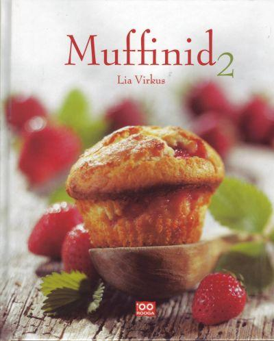 "Trükise ""Muffinid 2"" kaanepilt. Cover picture of ""Muffinid 2""."
