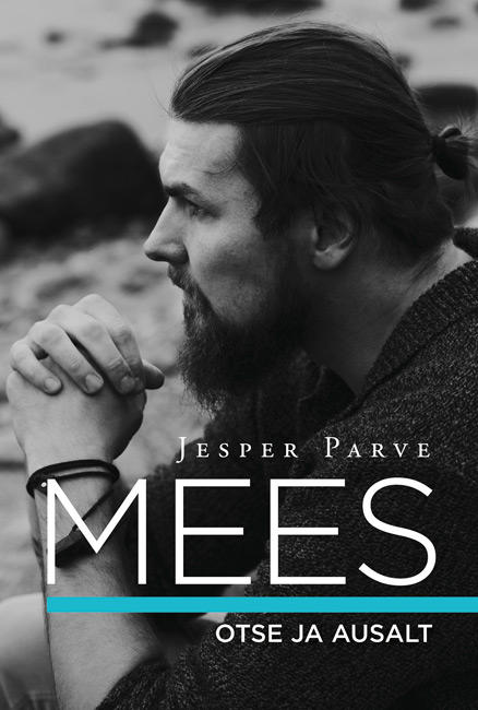Mees Otse ja ausalt kaanepilt – front cover