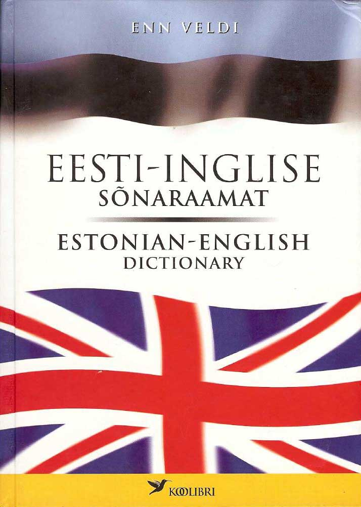Inglise-eesti sõnaraamat