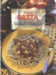 """Trükise """"Teeme pasta nauditavaks"""" kaanepilt. Cover picture of """"Teeme pasta nauditavaks""""."""