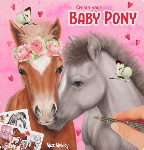 Create Your Baby Pony