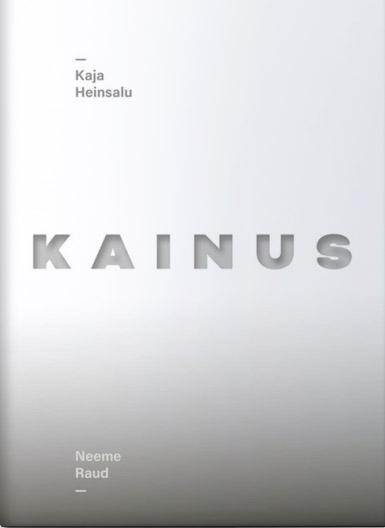 """Trükise """"Kainus Sõltuvusest vabaks"""" kaanepilt. Cover picture of """"Kainus Sõltuvusest vabaks""""."""