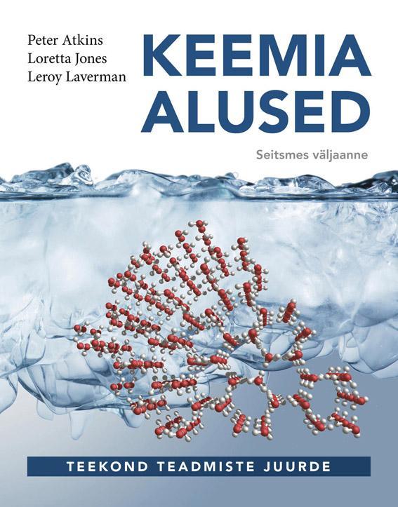 Keemia alused Teekond teadmiste juurde kaanepilt – front cover