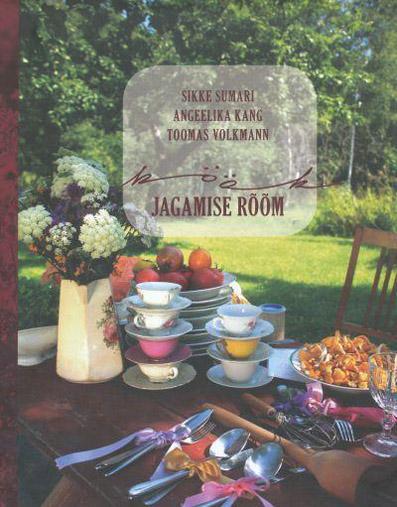 Köök Jagamise rõõm kaanepilt – front cover