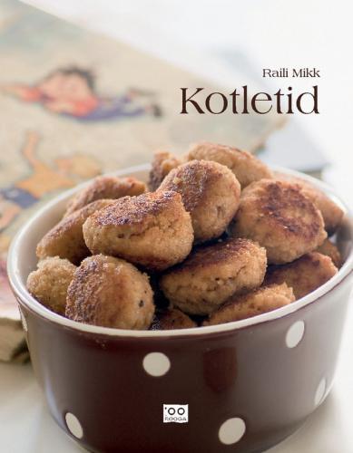 "Trükise ""Kotletid"" kaanepilt. Cover picture of ""Kotletid""."