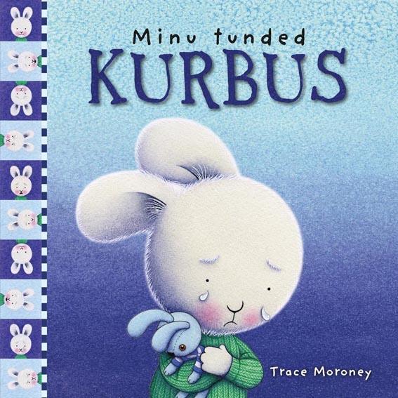 """Trükise """"Kurbus"""" kaanepilt. Cover picture of """"Kurbus""""."""