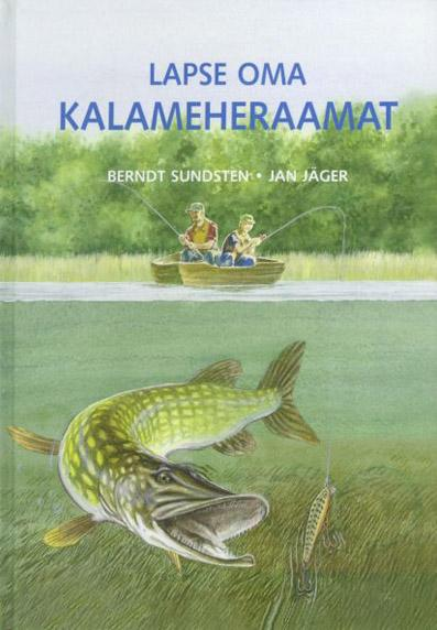 Lapse oma kalameheraamat