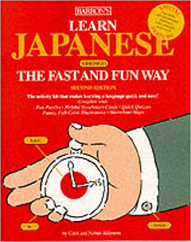 Learn Japanese the Fast and Fun Way (Fast and Fun Way Series)