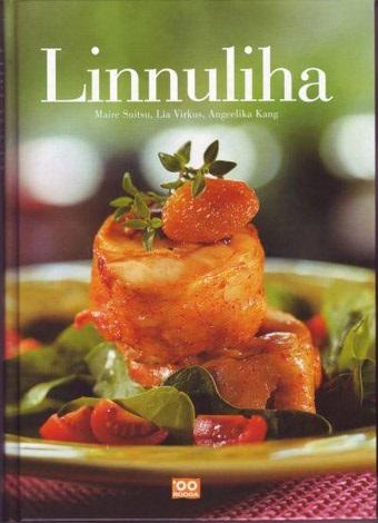 """Trükise """"Linnuliha"""" kaanepilt. Cover picture of """"Linnuliha""""."""