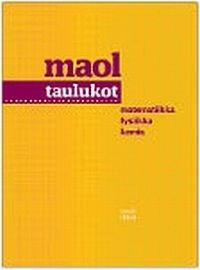 MAOL-taulukot