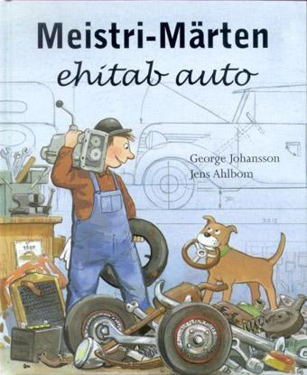 Meistri-Märten ehitab auto