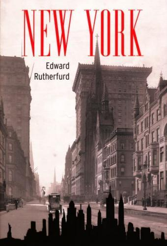 New York kaanepilt – front cover