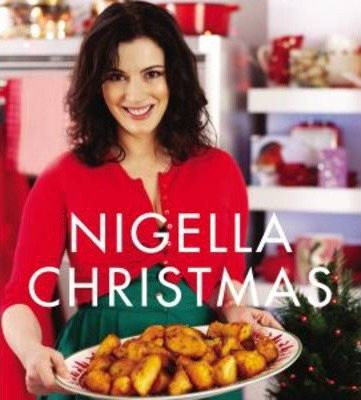 "Trükise ""Nigella Christmas Food, Family, Friends, Festivities"" kaanepilt. Cover picture of ""Nigella Christmas Food, Family, Friends, Festivities""."