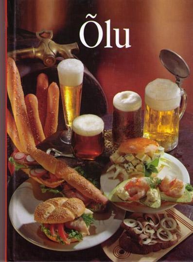 Õlu 50 retsepti spetsiaalselt selle raamatu jaoks kaanepilt – front cover