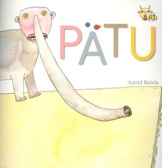 "Trükise ""Pätu"" kaanepilt. Cover picture of ""Pätu""."