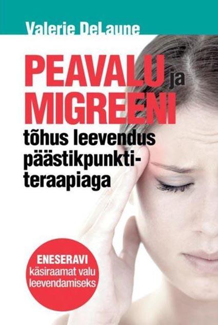 Peavalu ja migreeni tõhus leevendus päästikpunktiteraapiaga