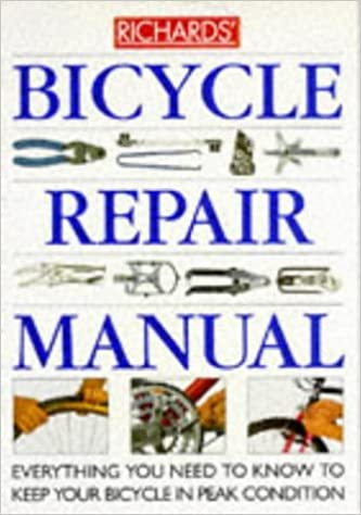 Richards' Bicycle Repair Manual
