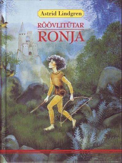 Röövlitütar Ronja